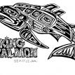 Northwest Royalty -- King Salmon